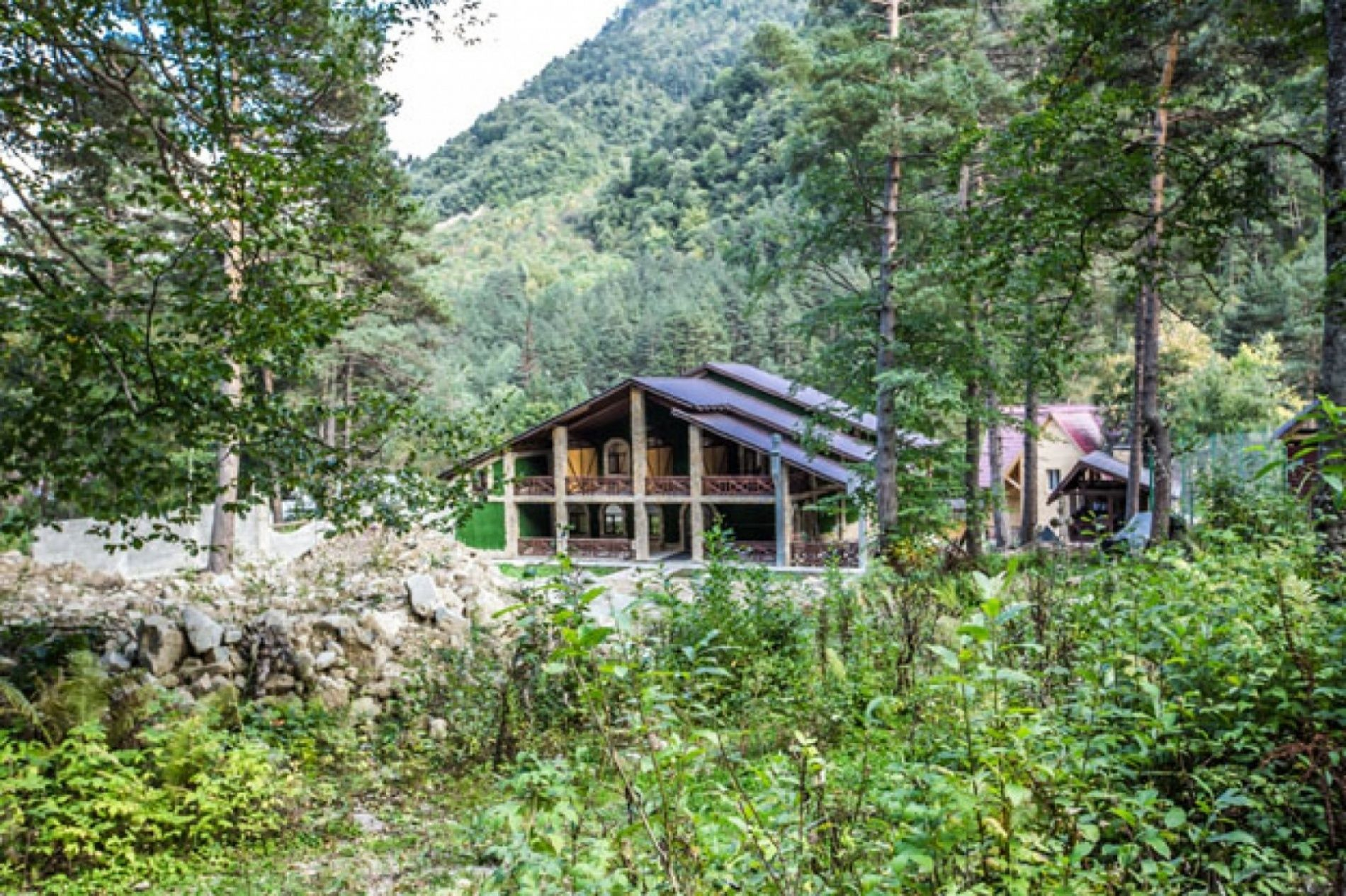 """База отдыха """"Вертикаль"""" Республика Северная Осетия - Алания, фото 2"""