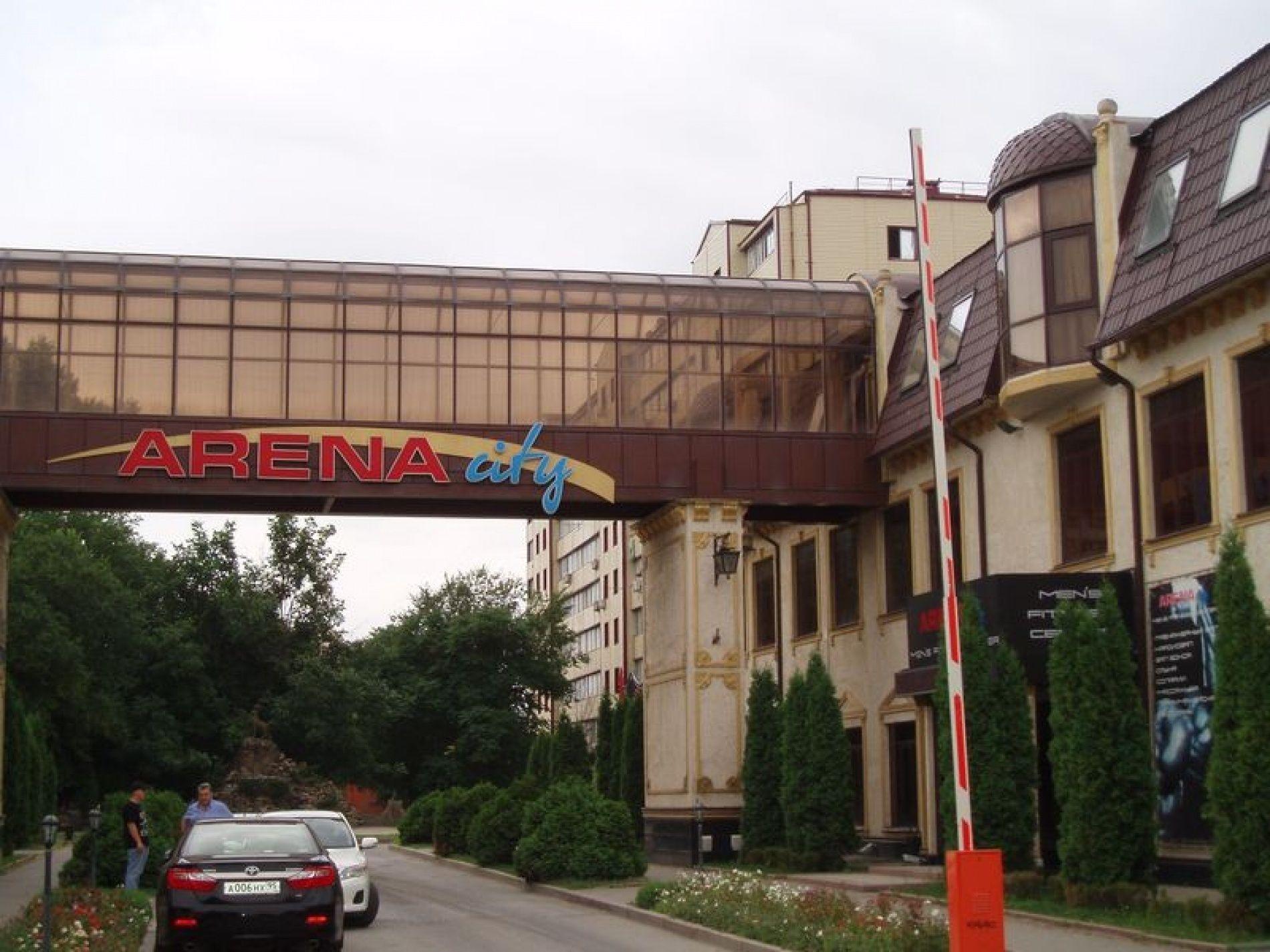 "Гостиница ""Арена-Сити"" Чеченская Республика, фото 1"