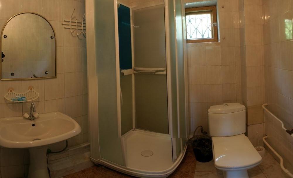 База отдыха «Чайка» Челябинская область Семейный 3-комнатный домик, фото 6