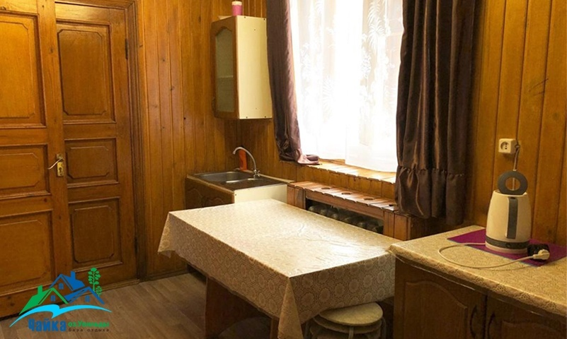 База отдыха «Чайка» Челябинская область Семейный 2-комнатный домик, фото 4