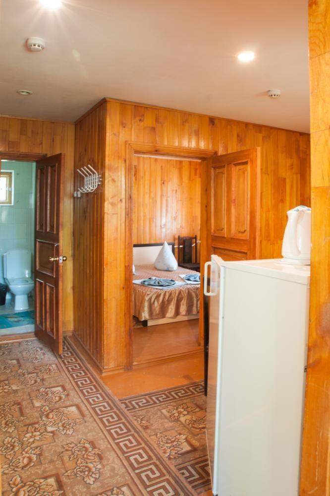 База отдыха «Чайка» Челябинская область Семейный 3-комнатный домик, фото 5