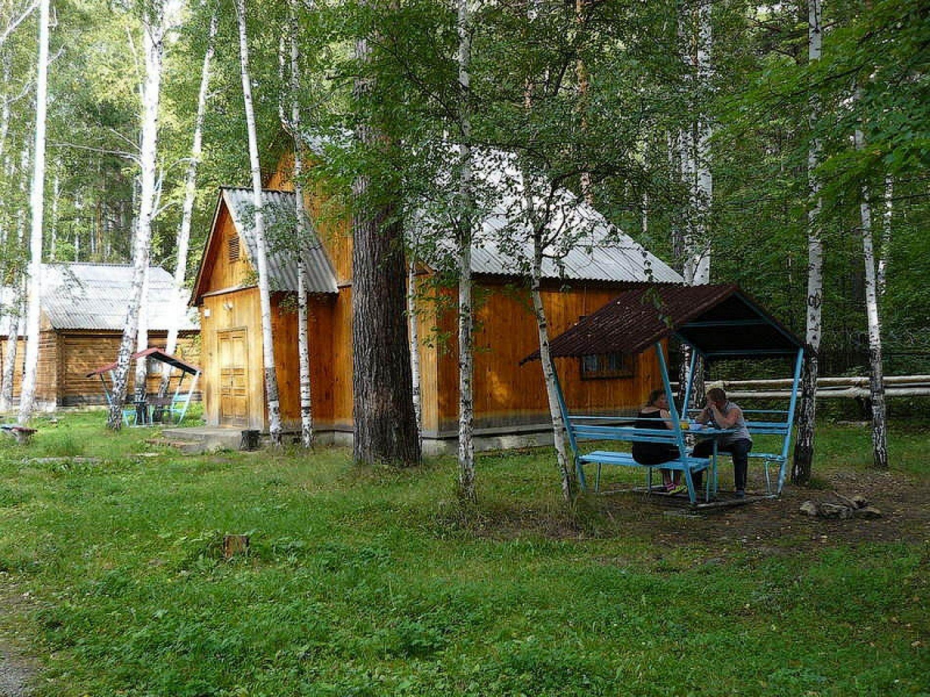База отдыха «Чайка» Челябинская область, фото 3