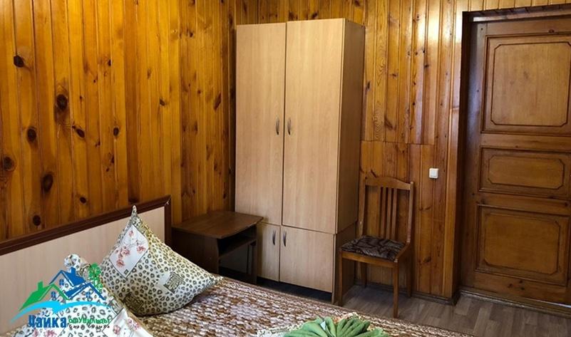 База отдыха «Чайка» Челябинская область Семейный 2-комнатный домик, фото 2