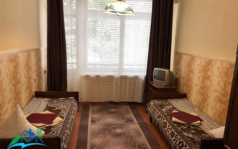 База отдыха «Чайка» Челябинская область Эконом номер в 2-этажном кирпичном корпусе, фото 3