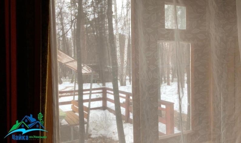 База отдыха «Чайка» Челябинская область Семейный 2-комнатный домик, фото 6