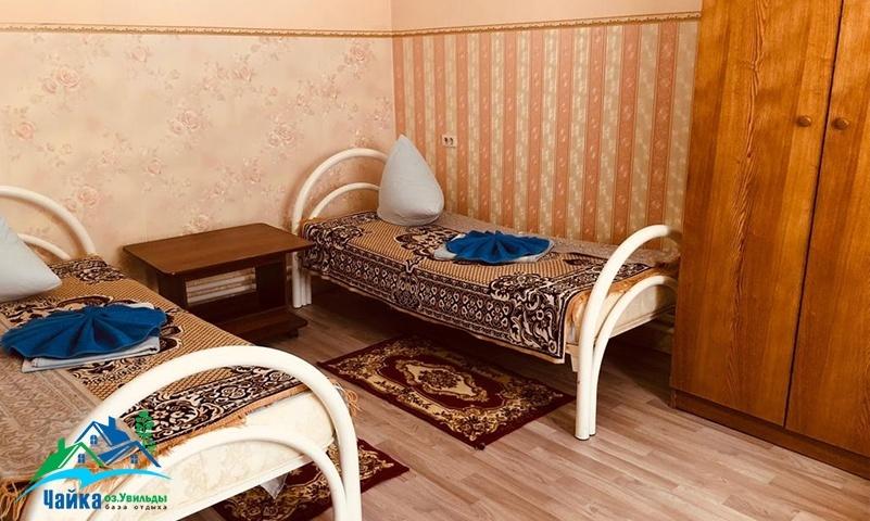 База отдыха «Чайка» Челябинская область Домик № 9, фото 3