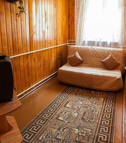 База отдыха «Чайка» Челябинская область Семейный 3-комнатный домик, фото 3