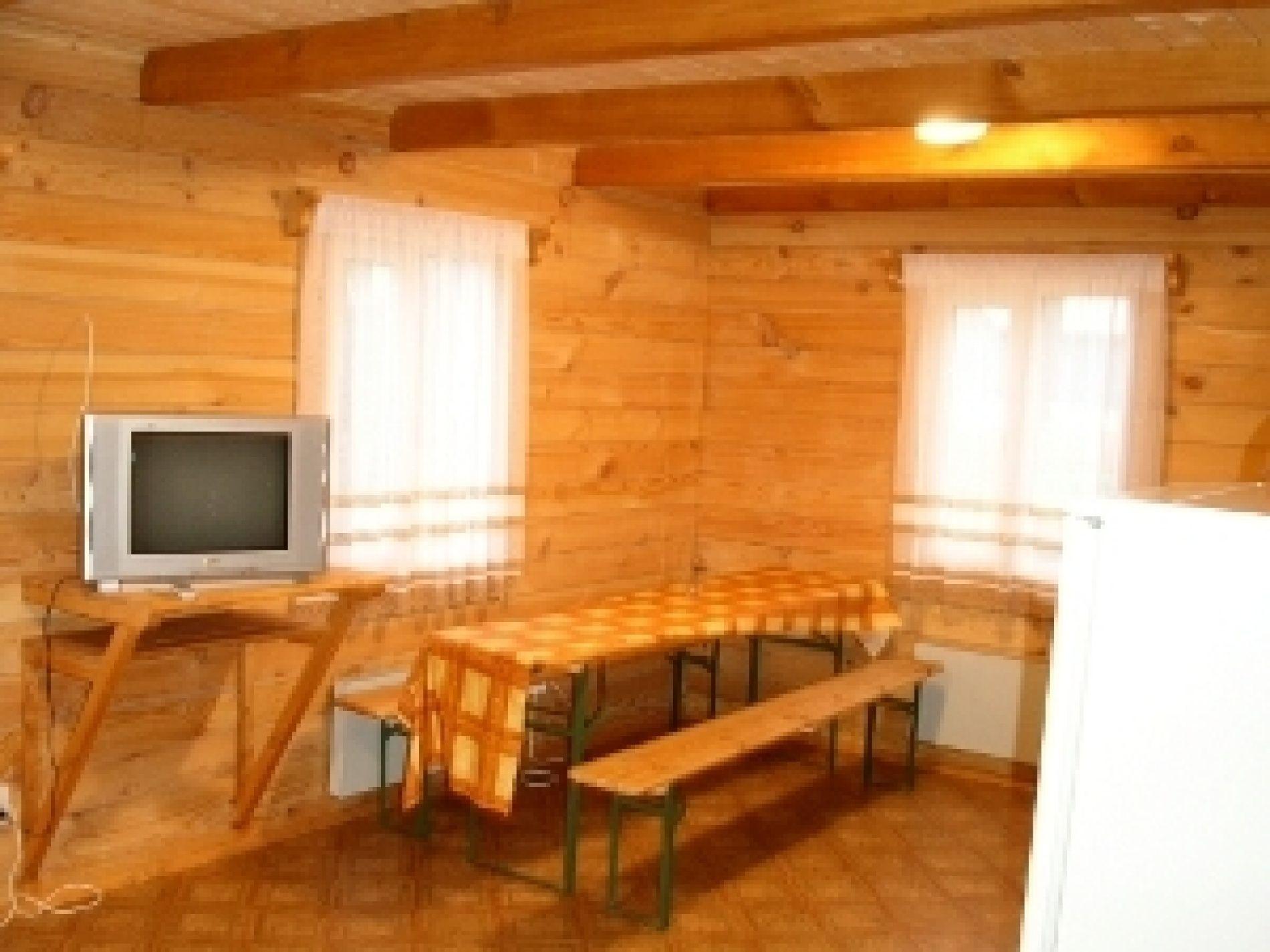 База отдыха Сосенки на Волге Самарская область Коттедж 6-ти местный, фото 2