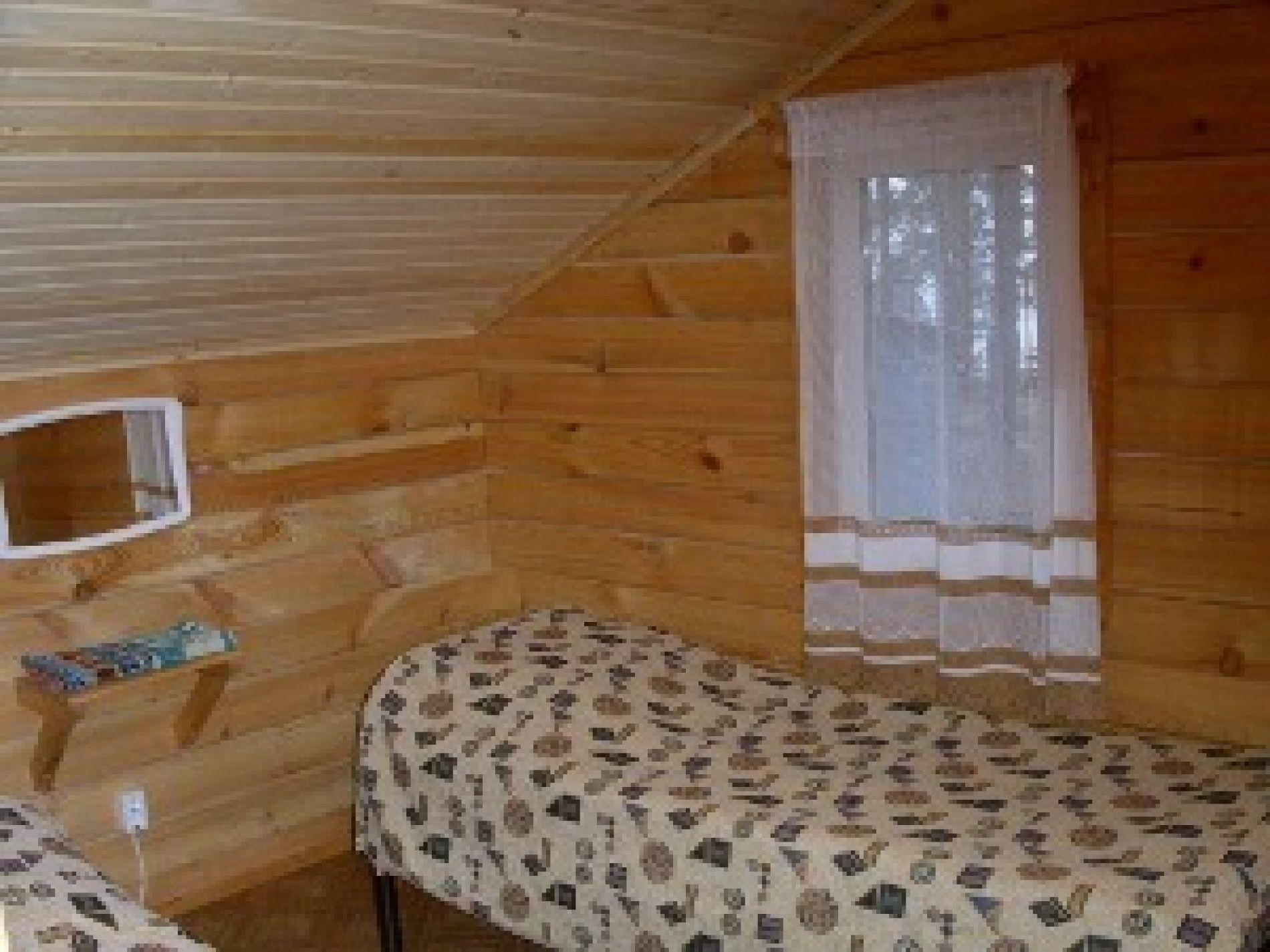 База отдыха Сосенки на Волге Самарская область Коттедж 6-ти местный, фото 3