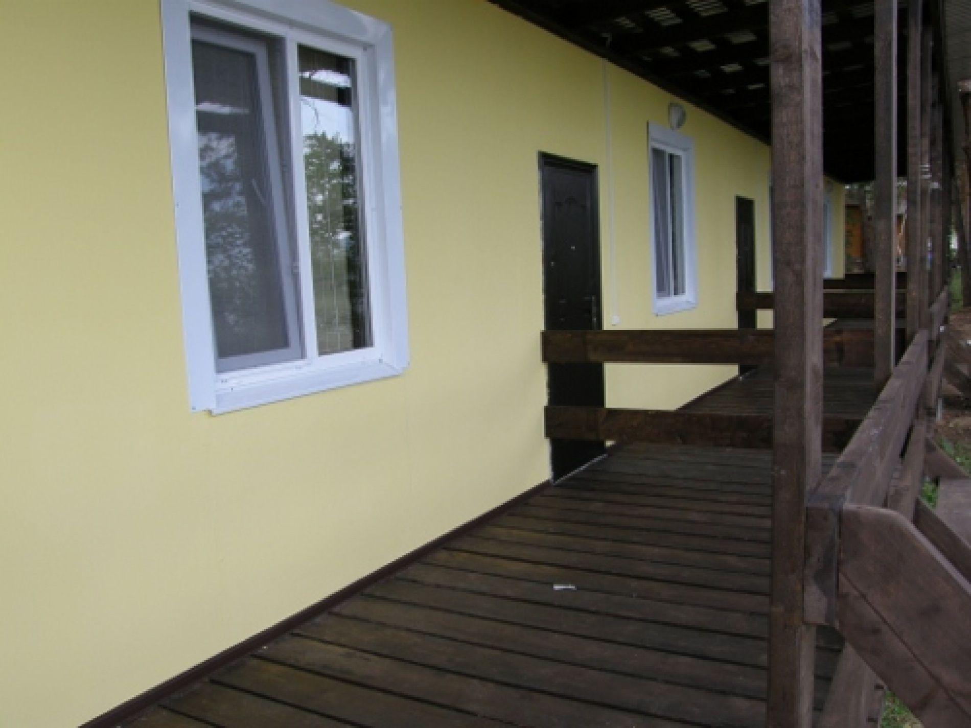 База отдыха Сосенки на Волге Самарская область Двухместный номер в Таунхаусе, фото 2
