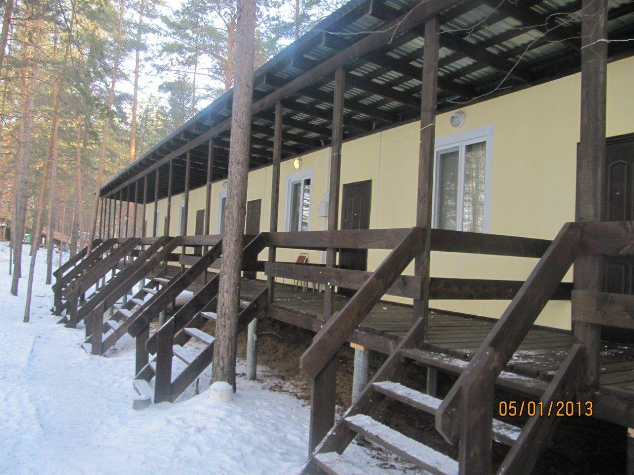 База отдыха Сосенки на Волге Самарская область, фото 2