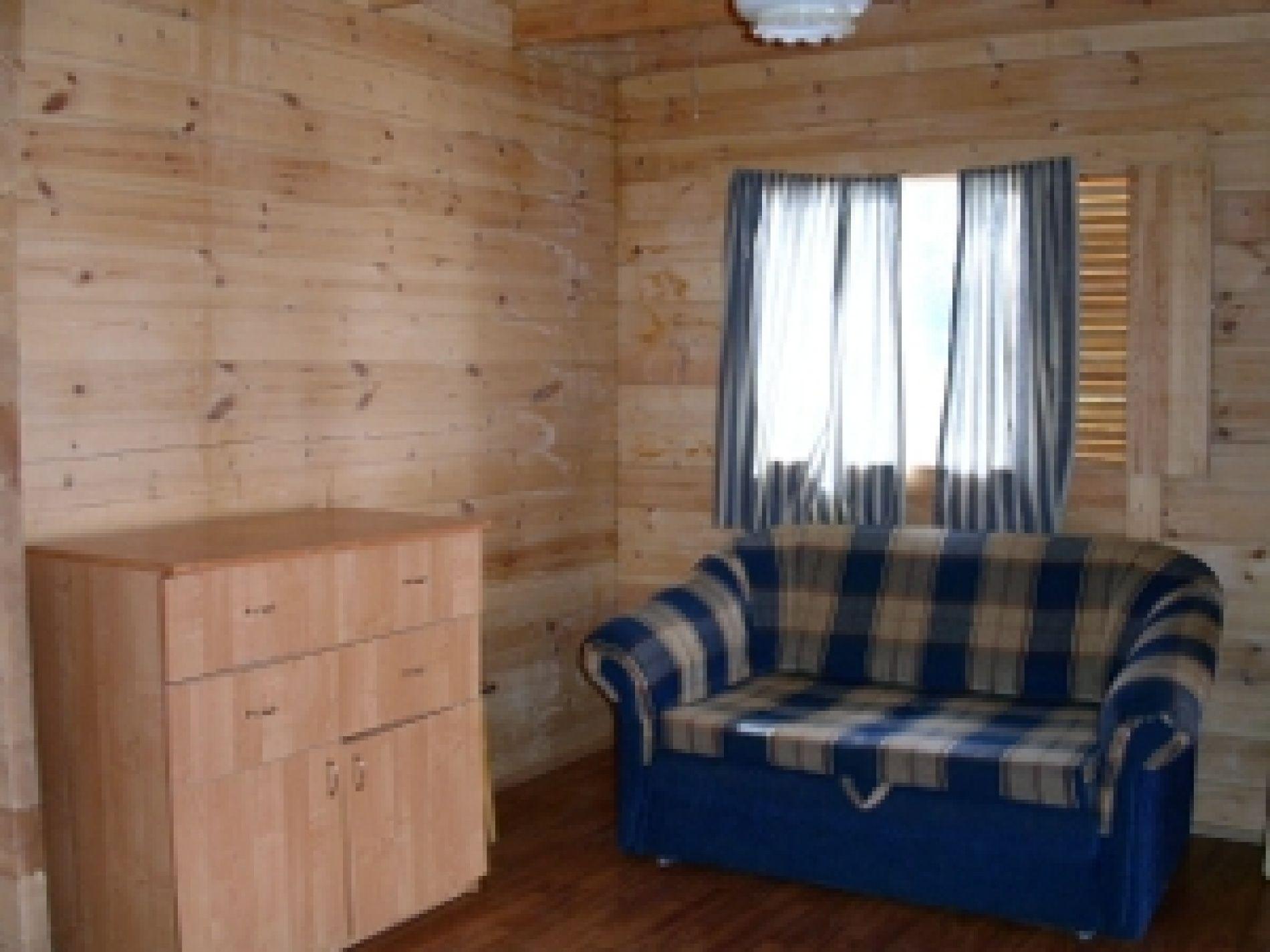 База отдыха Сосенки на Волге Самарская область Коттедж 4-х местный, фото 4