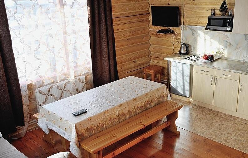 База отдыха «Юромка» Владимирская область Семейный дом № 1, 2, фото 4