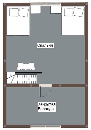 База отдыха «Юромка» Владимирская область Гостевой дом № 3, 4, фото 13