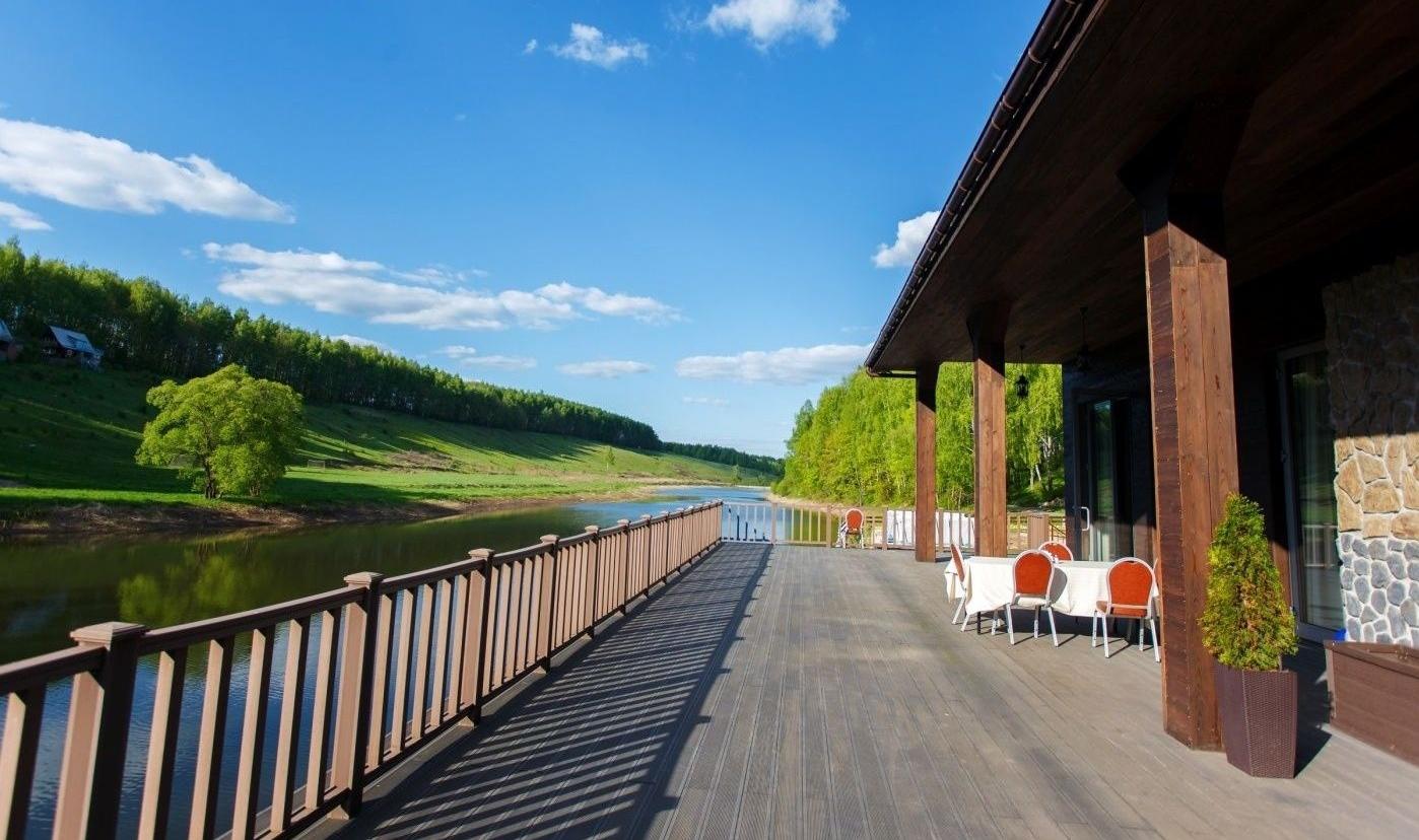 Парк-отель «Золотой Осетр» Тульская область, фото 12