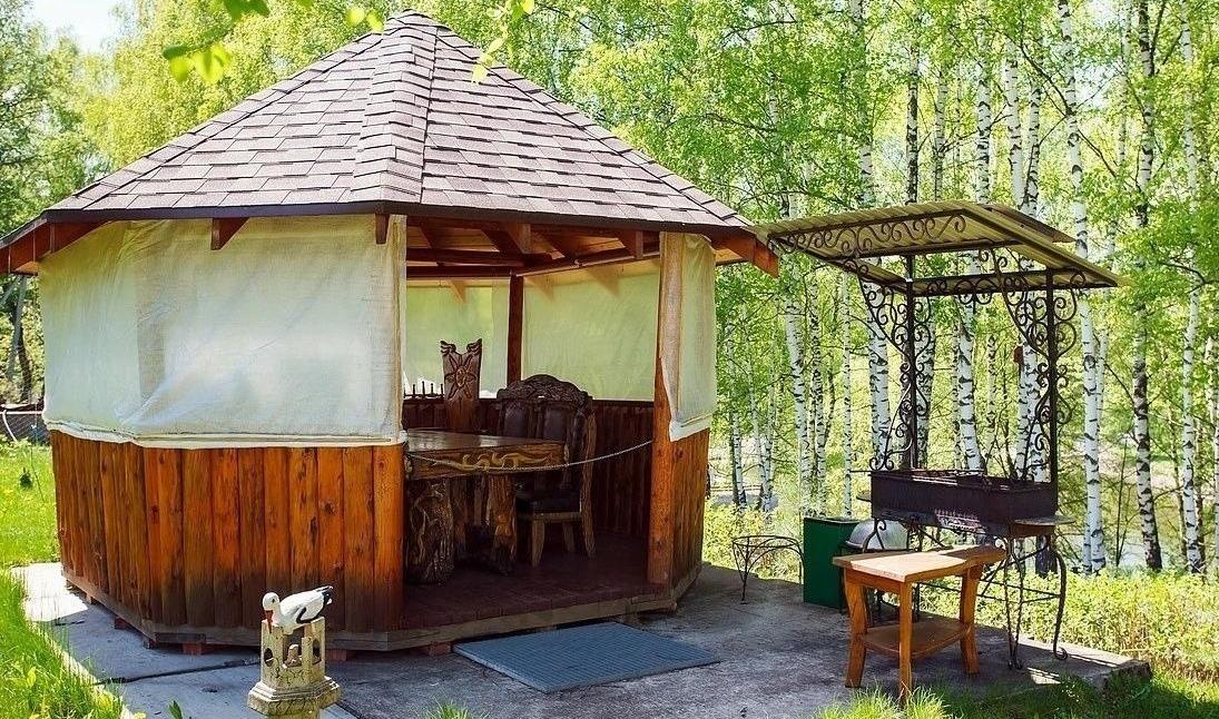 Парк-отель «Золотой Осетр» Тульская область, фото 14