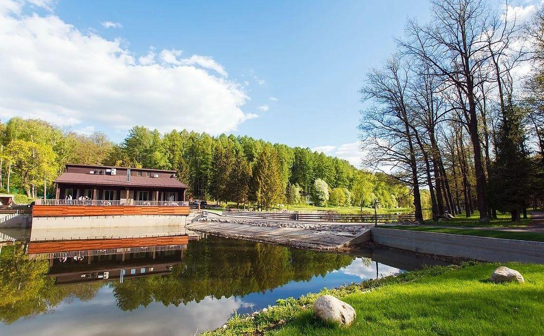 Парк-отель «Золотой Осетр» Тульская область, фото 13