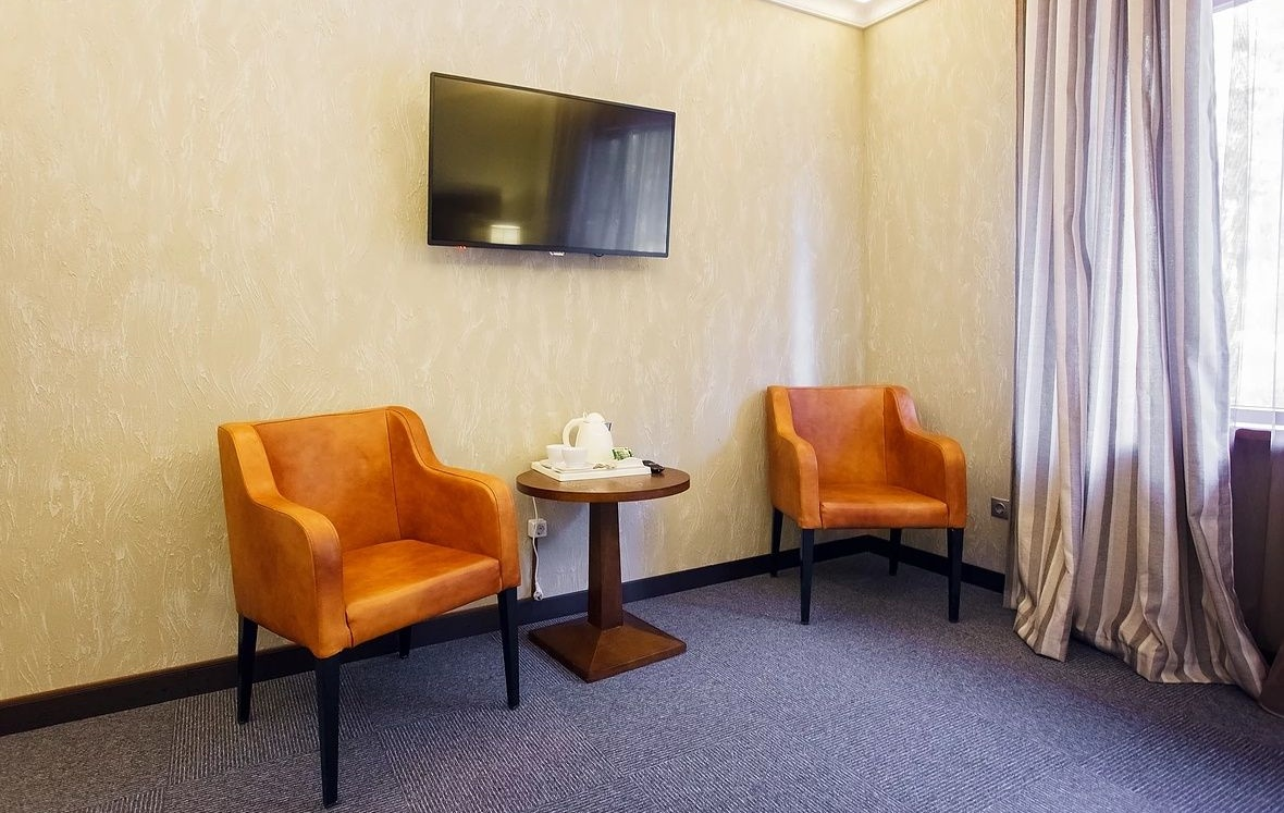 Парк-отель «Золотой Осетр» Тульская область Номер «Полулюкс», фото 3
