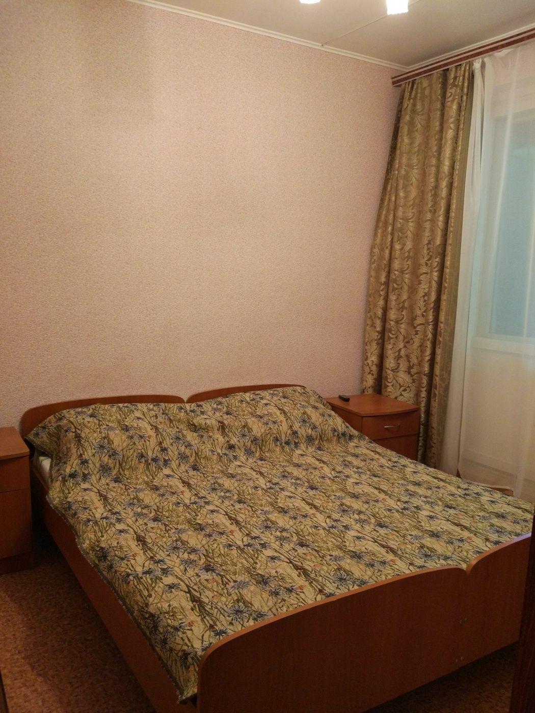 Турбаза «Домостроитель» Саратовская область 2-местный номер без удобств (корпус №1), фото 1