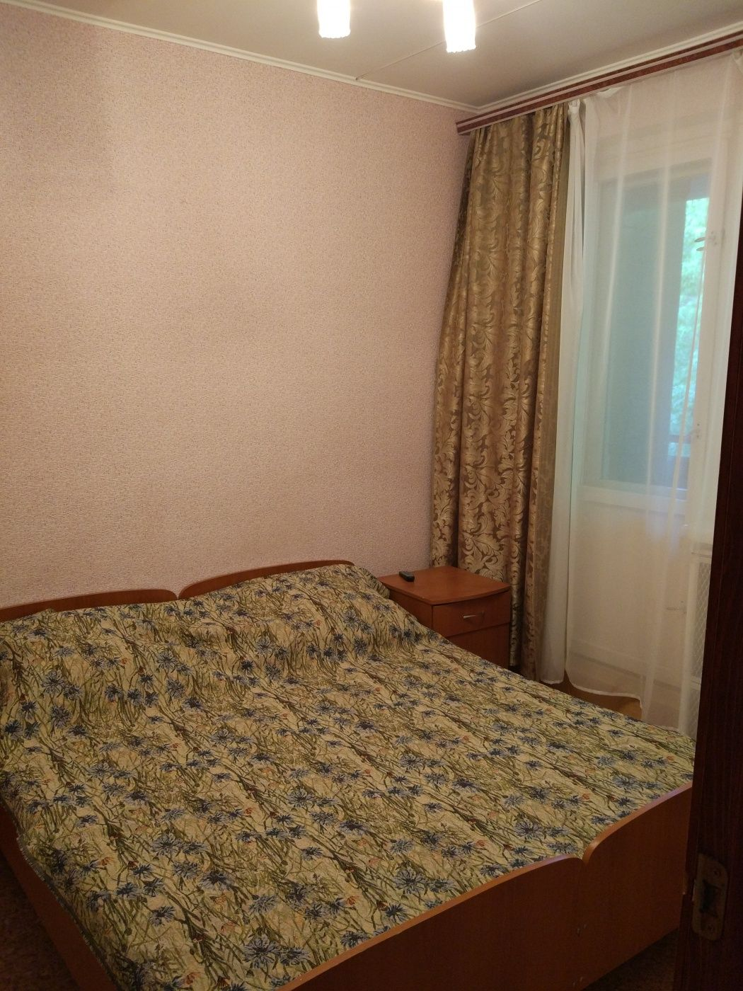Турбаза «Домостроитель» Саратовская область 1-местный номер без удобств (корпус №1), фото 1