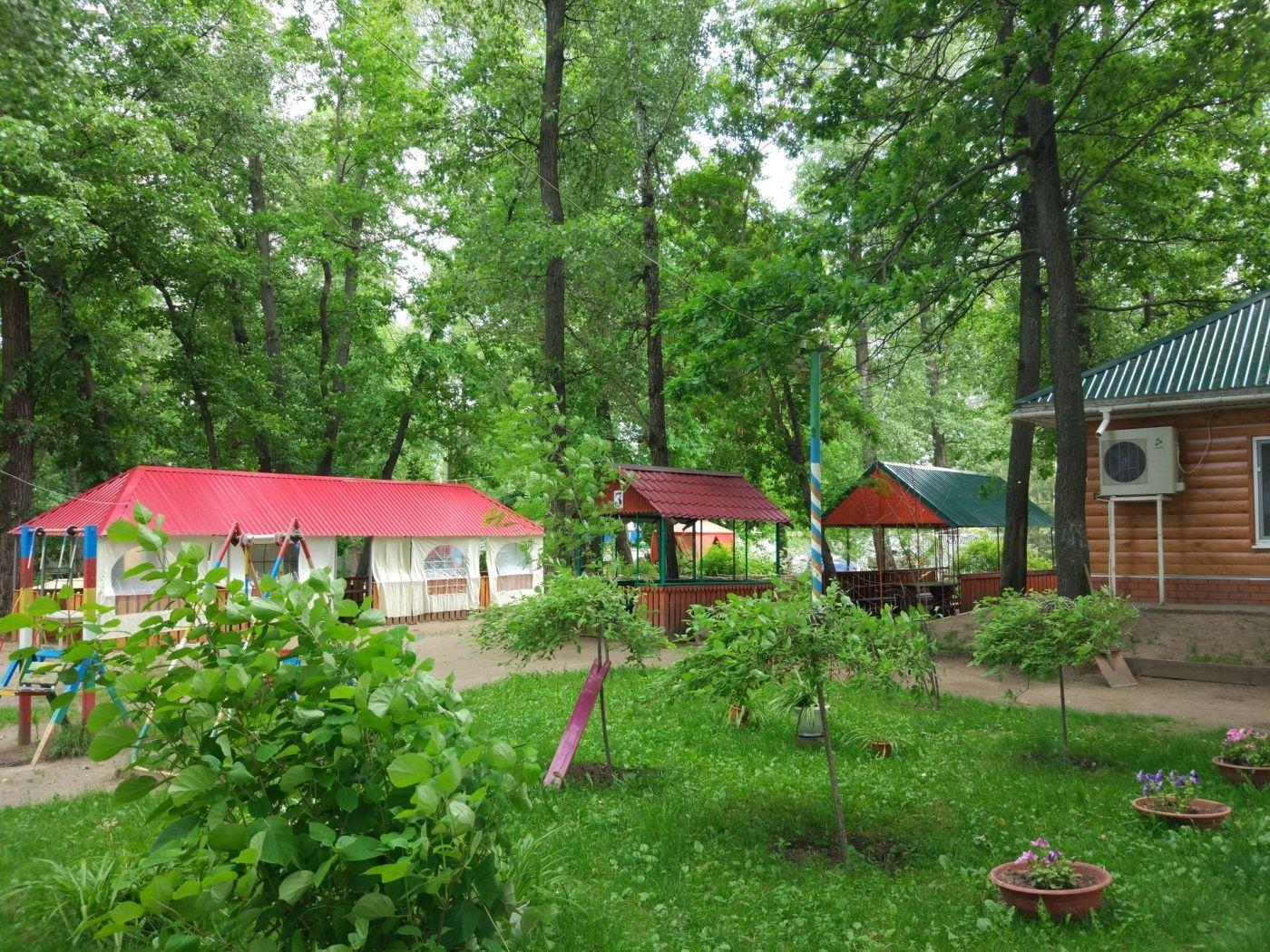 Турбаза «Домостроитель» Саратовская область, фото 2