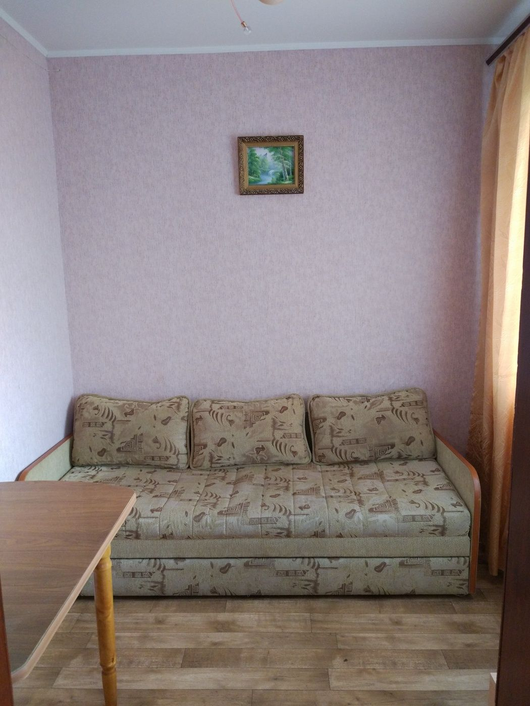 Турбаза «Домостроитель» Саратовская область 2-комнатный номер с удобствами (корпус № 1), фото 4