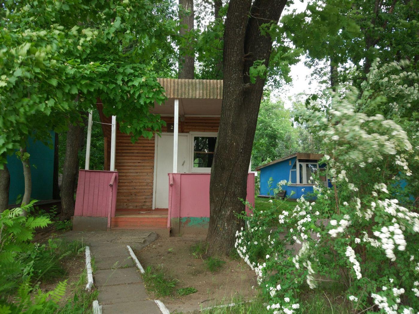 Турбаза «Домостроитель» Саратовская область Летний домик, фото 2