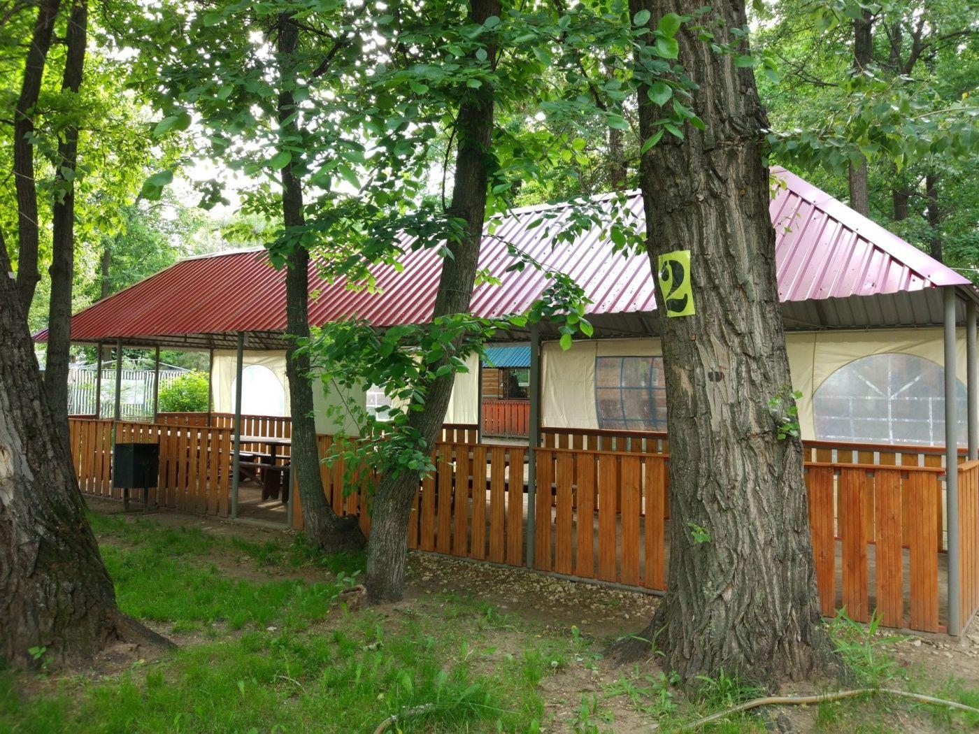 Турбаза «Домостроитель» Саратовская область, фото 3
