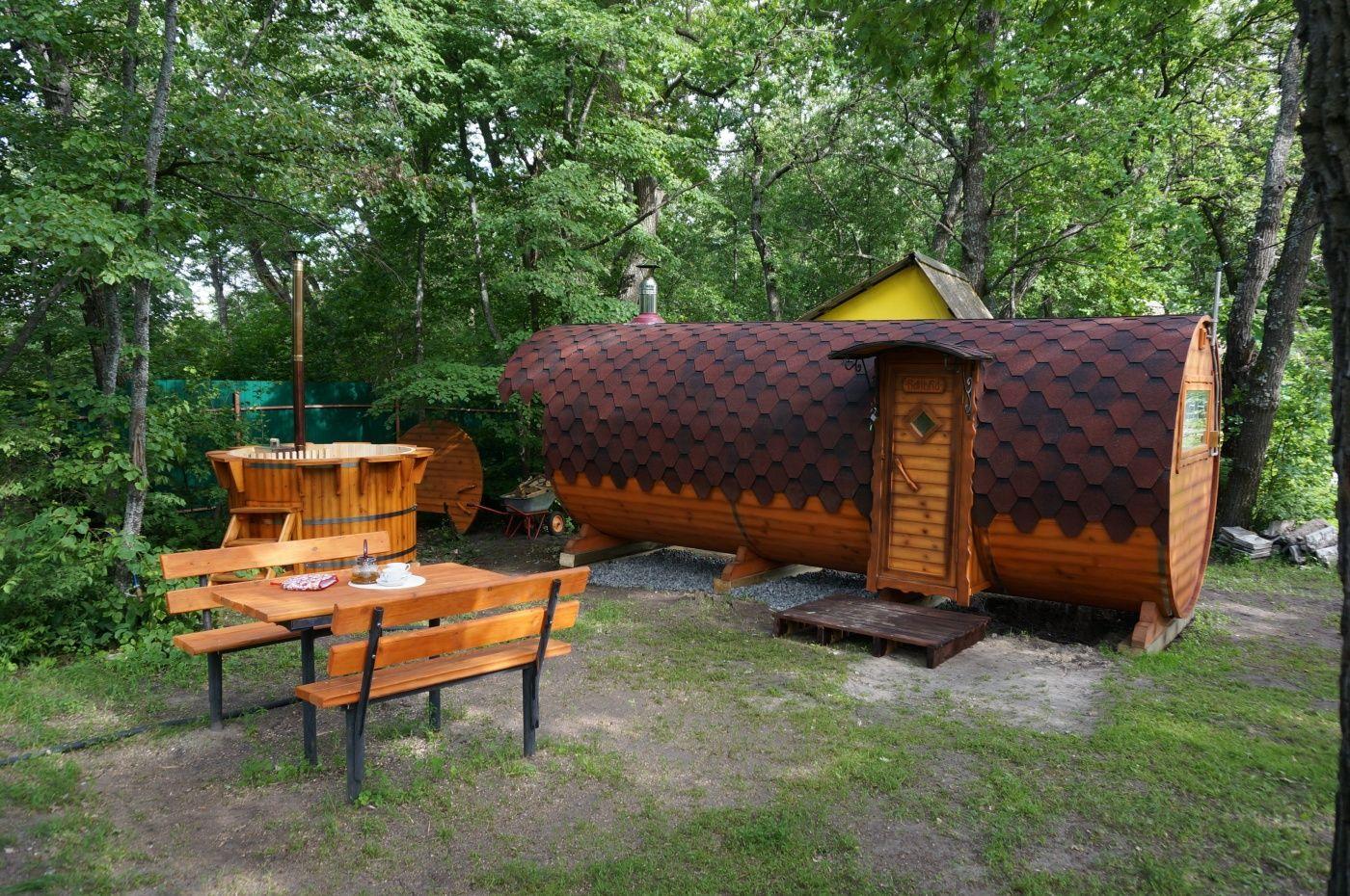 База отдыха «На Черкасском затоне» Воронежская область, фото 2