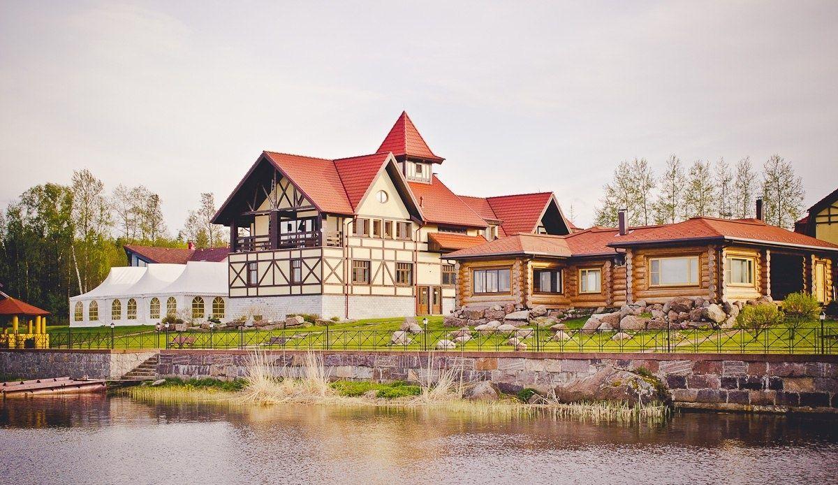 Загородный клуб «Пихтовое» Ленинградская область, фото 1