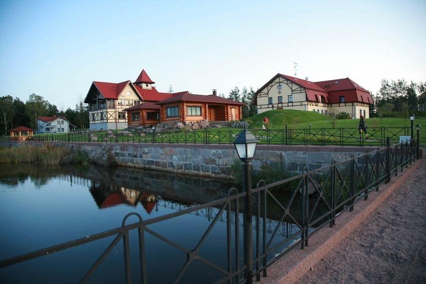 Загородный клуб «Пихтовое» Ленинградская область, фото 13