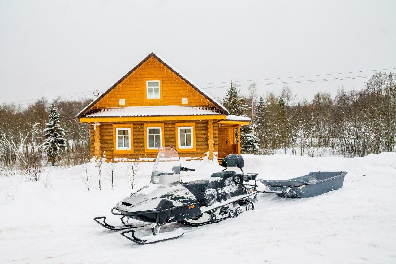 База отдыха «Старый Сиг» Тверская область, фото 26