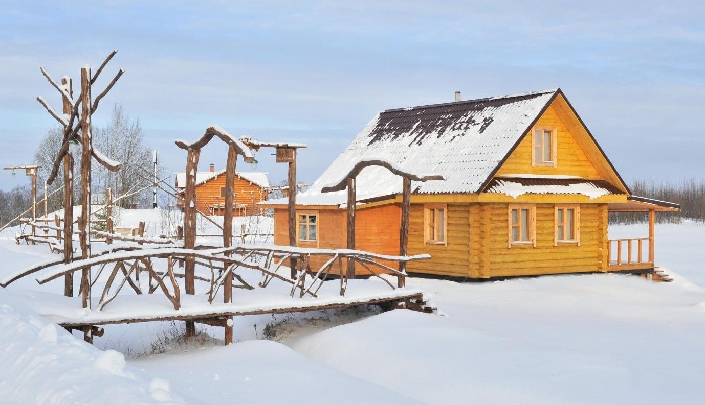 """База отдыха """"Старый Сиг"""" Тверская область, фото 28"""