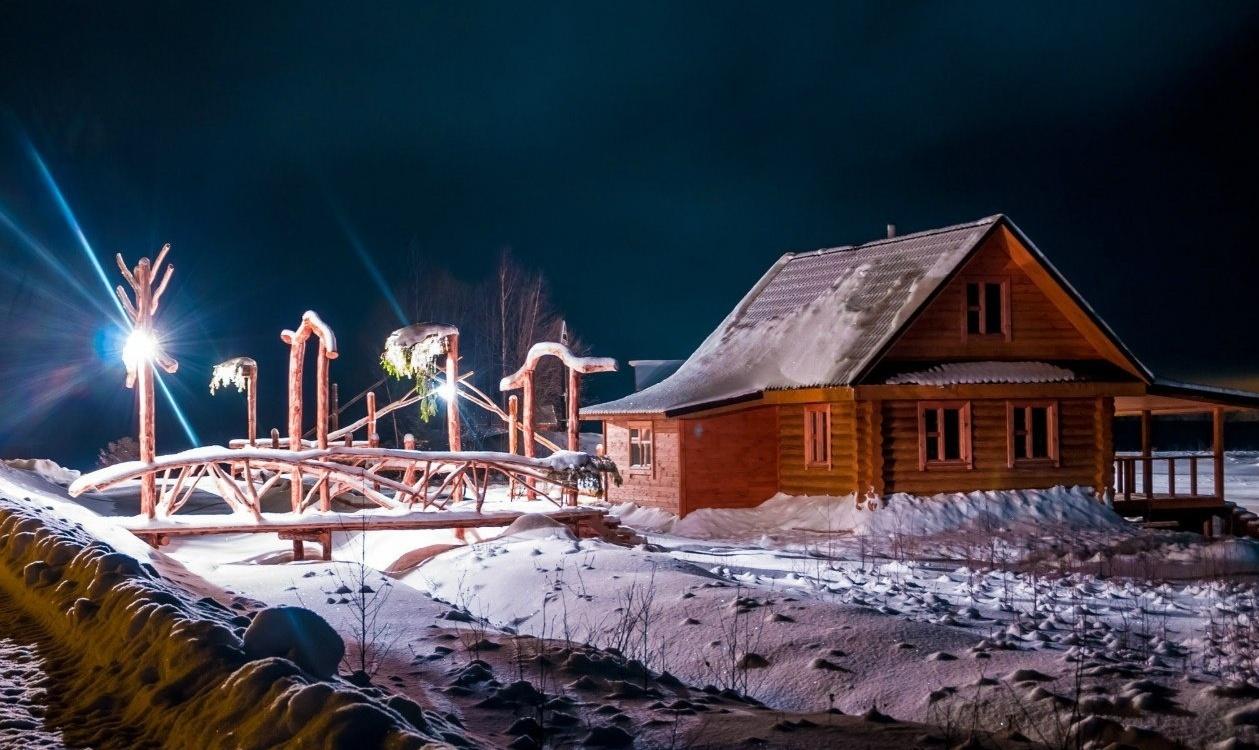 База отдыха «Старый Сиг» Тверская область, фото 36
