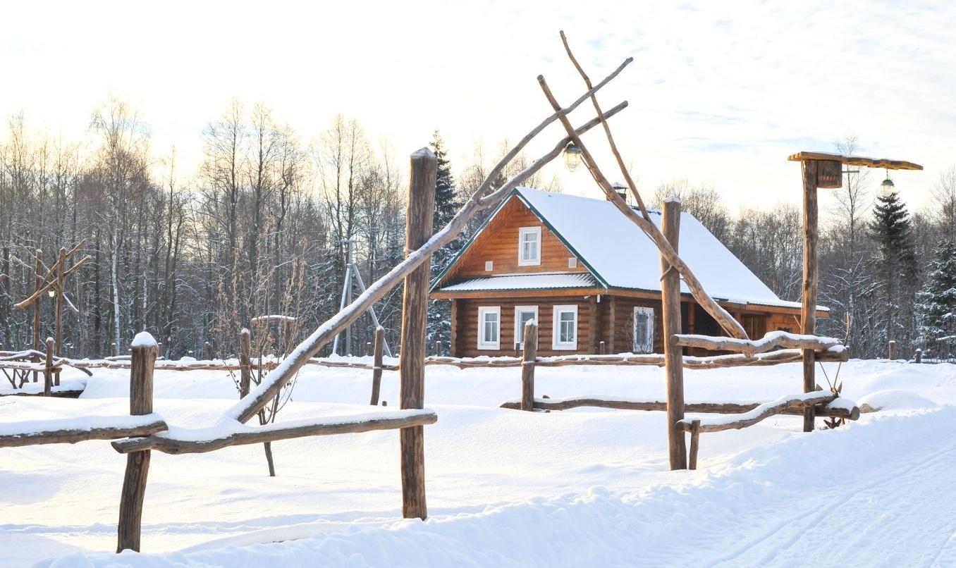 """База отдыха """"Старый Сиг"""" Тверская область, фото 33"""
