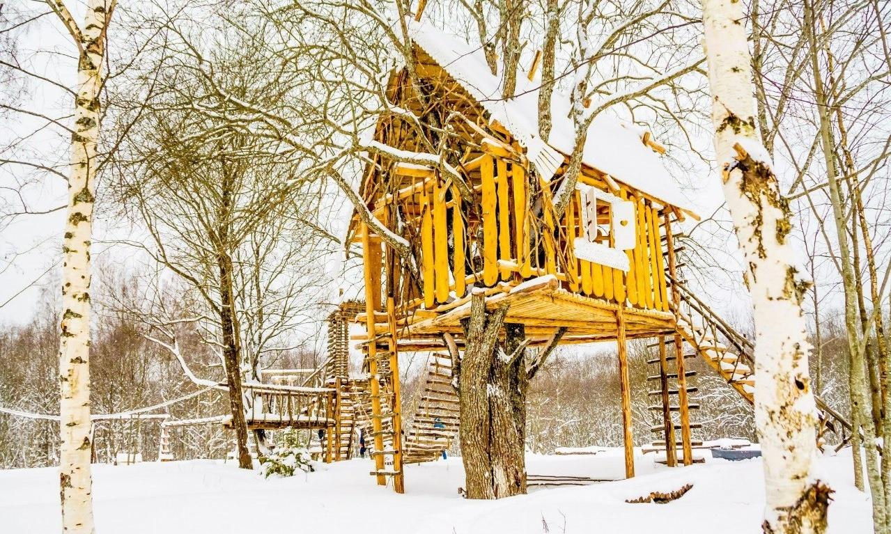 База отдыха «Старый Сиг» Тверская область, фото 35