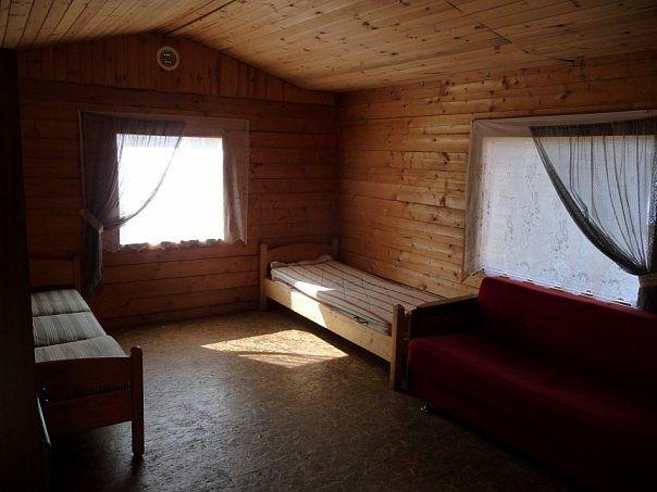 Турбаза «Мариново» Калининградская область Номер в благоустроенном доме, фото 1