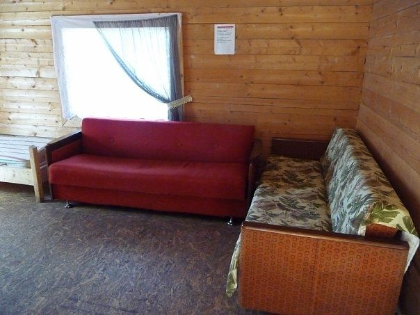 Турбаза «Мариново» Калининградская область Номер в благоустроенном доме, фото 2