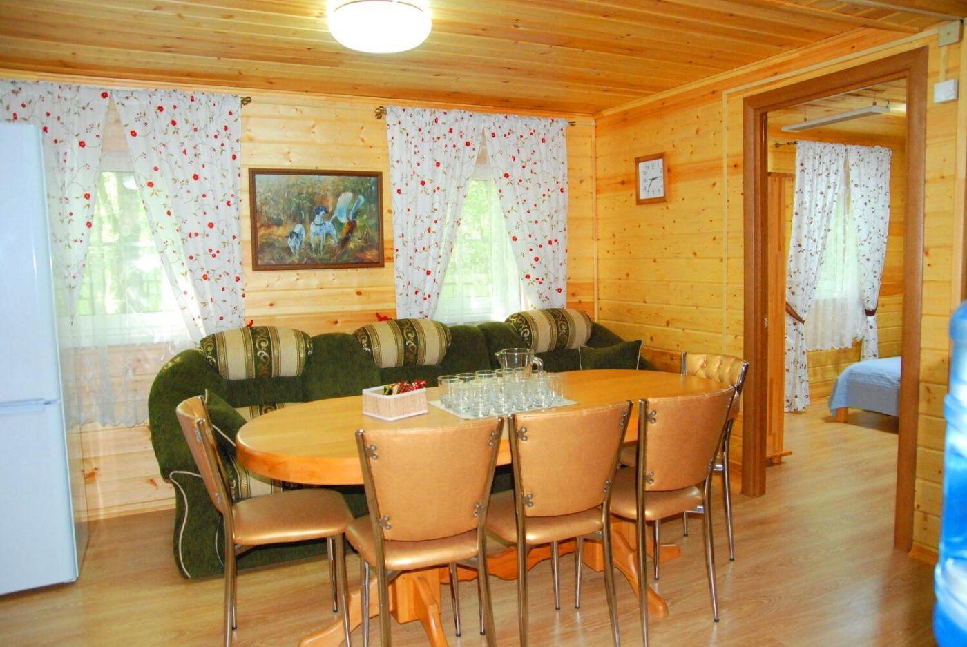 Резиденция Комфорта «Family Fishing» Краснодарский край Дом №10 в лесу, фото 7