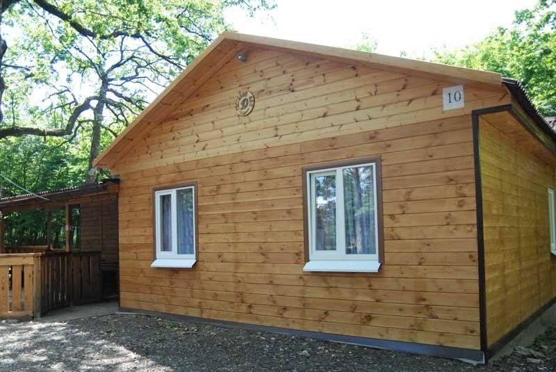 Резиденция Комфорта «Family Fishing» Краснодарский край Дом №10 в лесу, фото 1