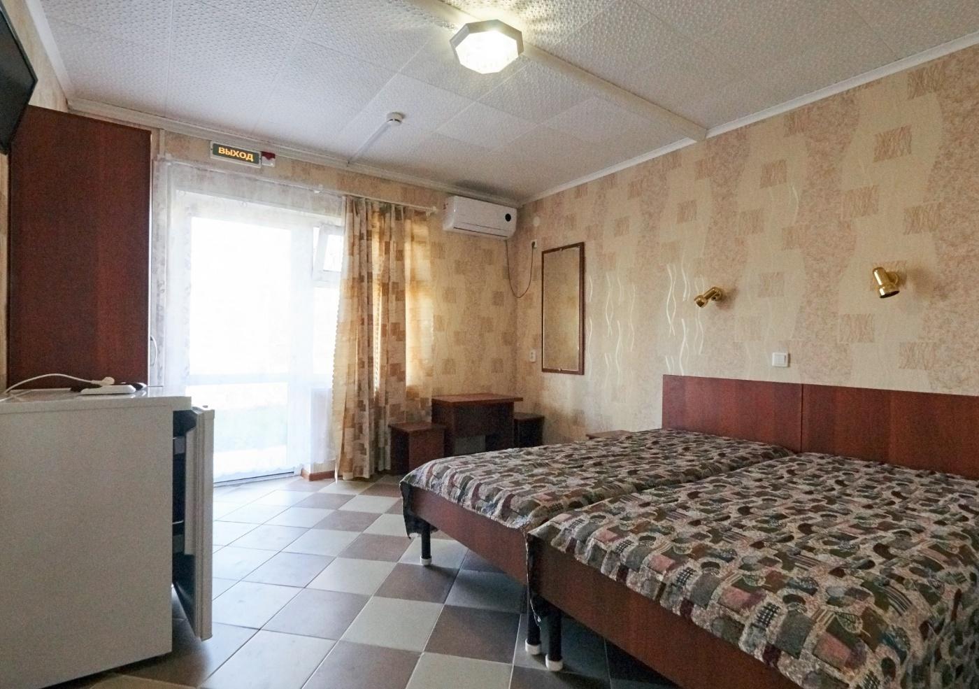 База отдыха «Ока» Краснодарский край Корпус №7: 2-местный номер, фото 1