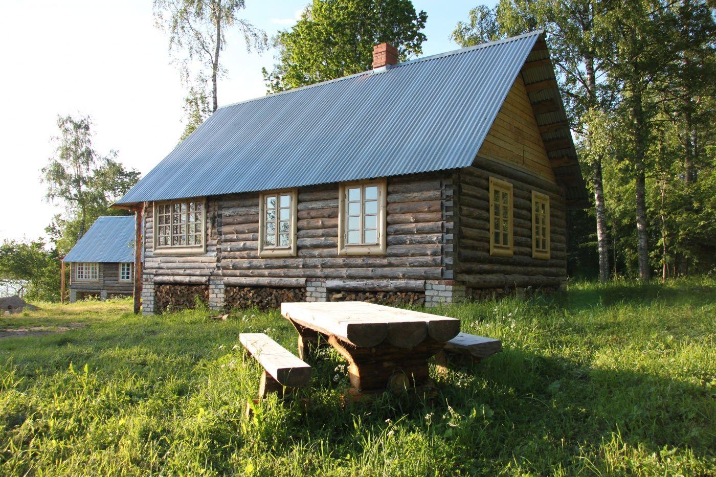 Подворье «Кудеверь» Псковская область Дом у озера (50 м. от воды), фото 3
