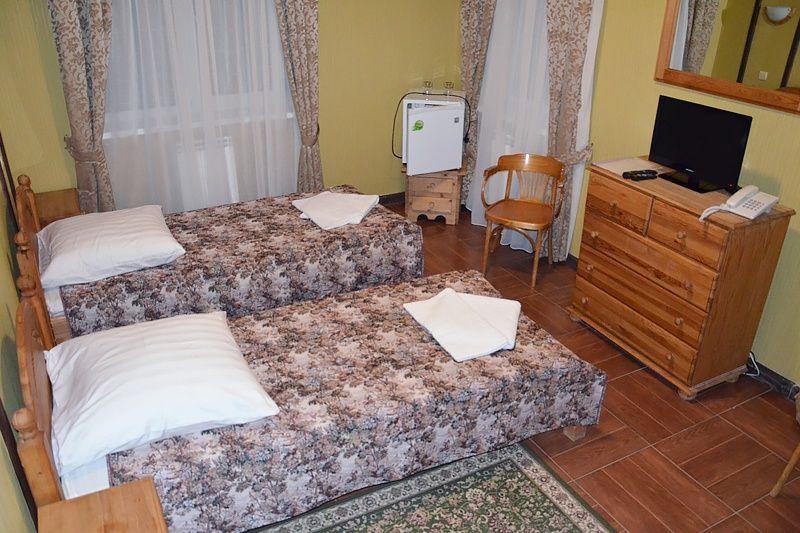 Туристический комплекс «Фрегат» Астраханская область Номер «Твин» в «Доме рыбака», фото 3