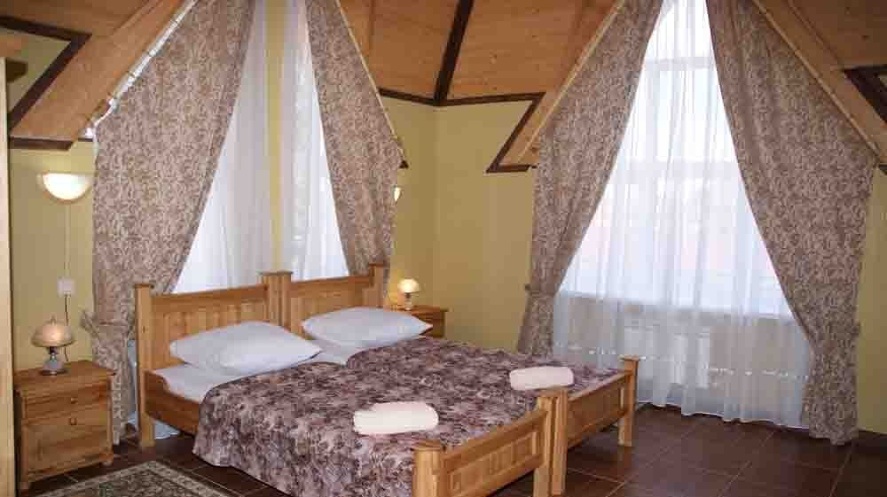 Туристический комплекс «Фрегат» Астраханская область Коттедж «Сруб» №3, фото 3