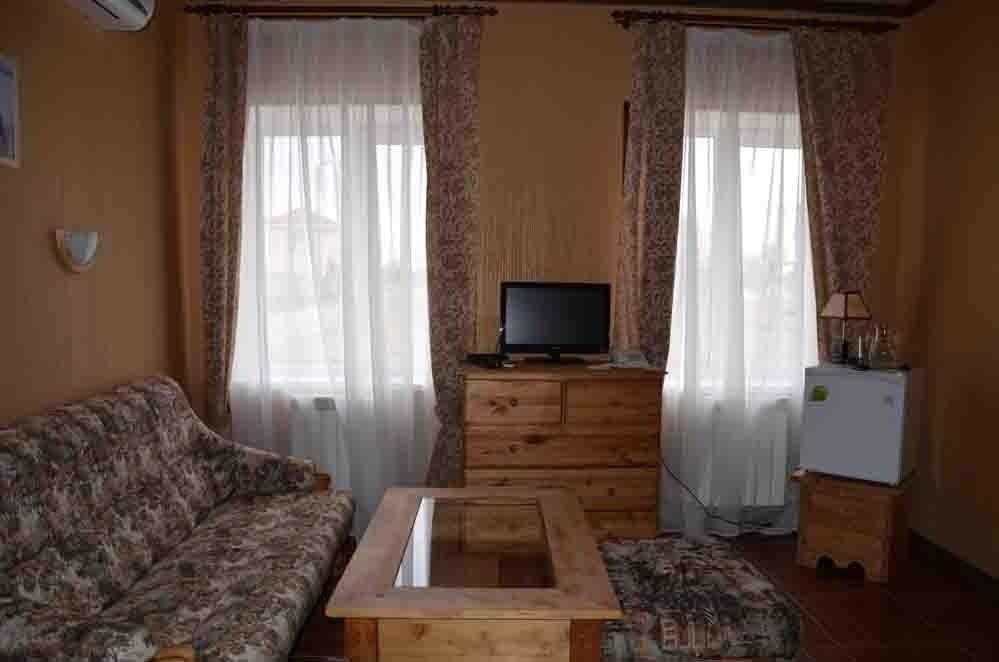 Туристический комплекс «Фрегат» Астраханская область Номер «Люкс», фото 4
