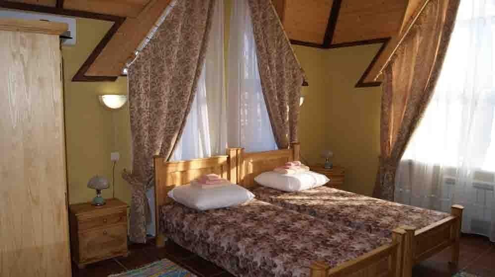 Туристический комплекс «Фрегат» Астраханская область Коттедж «Сруб» №3, фото 5