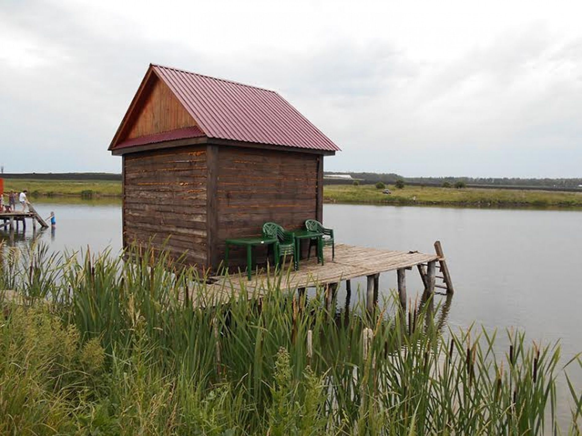 Оздоровительный комплекс «Валяевские озера» Пензенская область, фото 2