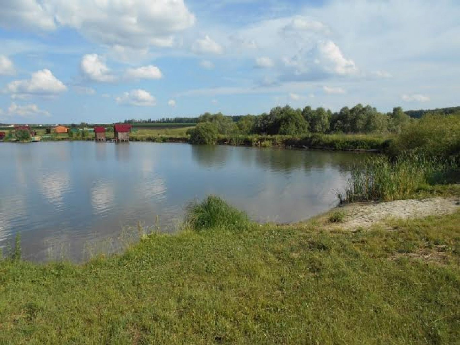 Оздоровительный комплекс «Валяевские озера» Пензенская область, фото 5