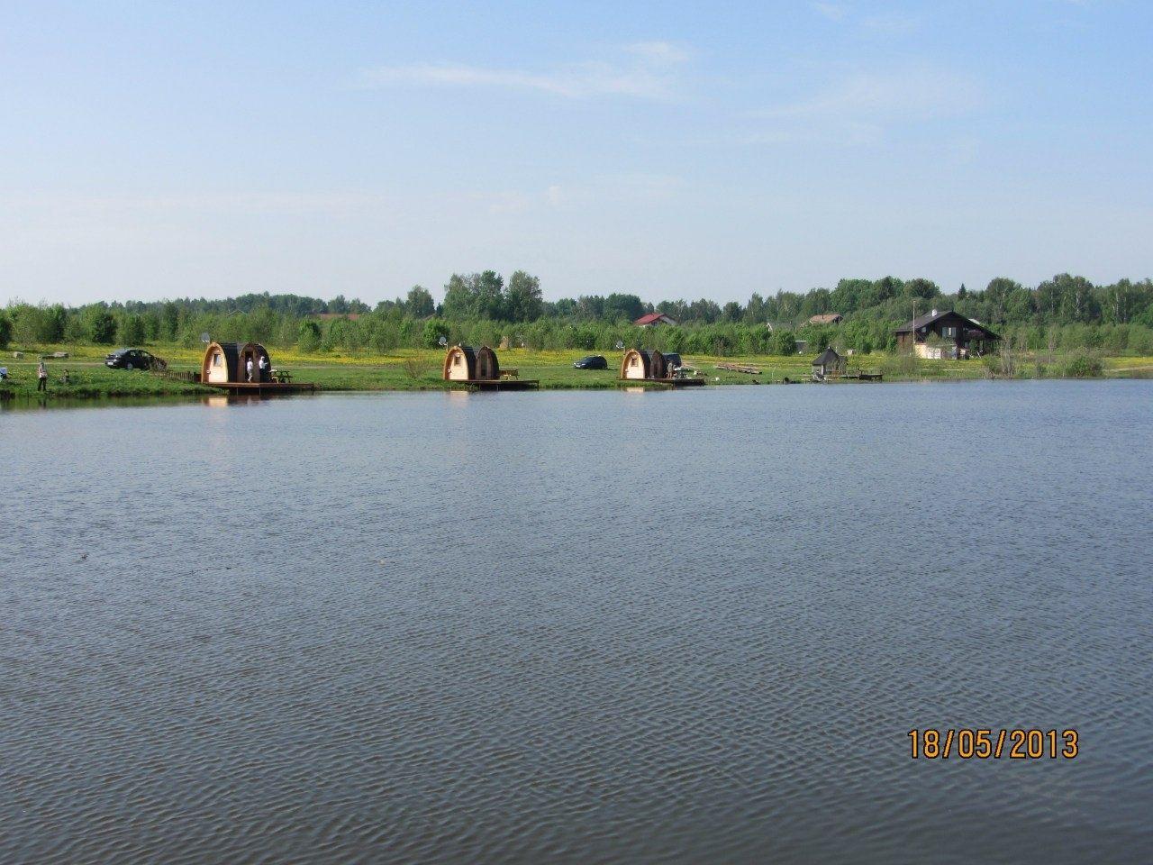 """Рыболовная база """"Львово"""" Московская область, фото 11"""