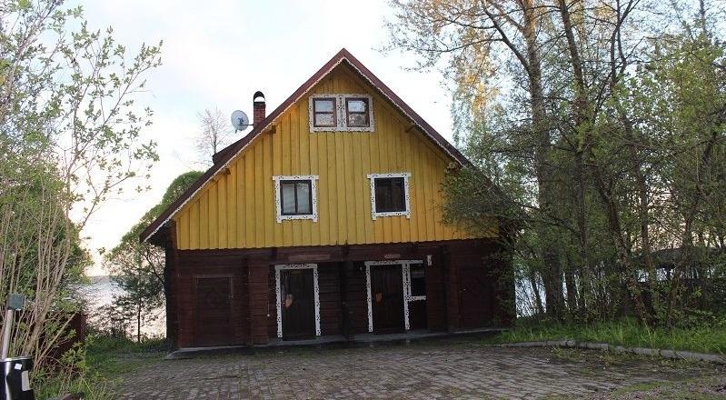 База отдыха «Ломаранта» Ленинградская область Коттедж на 28 человек, фото 1